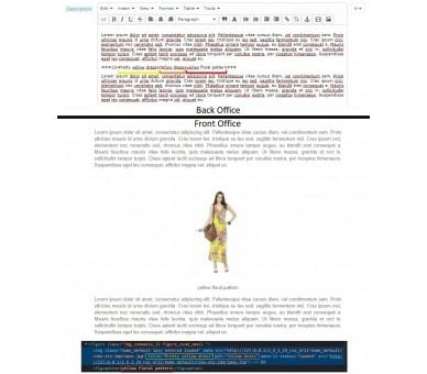 Imágenes de productos en descripciones